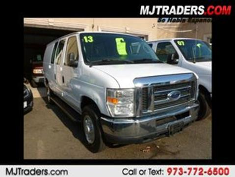 2013 Ford E-Series Cargo for sale in Garfield, NJ