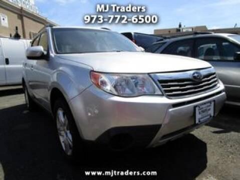 2010 Subaru Forester 2.5X Premium for sale at M J Traders Ltd. in Garfield NJ