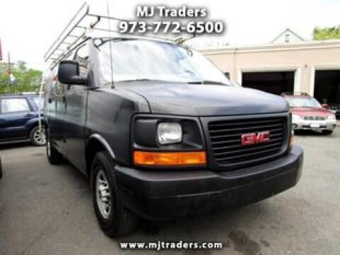2006 GMC Savana Cargo 2500 for sale at M J Traders Ltd. in Garfield NJ