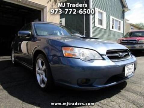 2006 Subaru Legacy for sale at M J Traders Ltd. in Garfield NJ