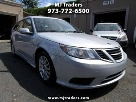 2008 Saab 9-3 for sale at M J Traders Ltd. in Garfield NJ