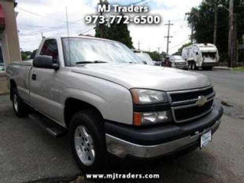 2006 Chevrolet Silverado 1500 for sale at M J Traders Ltd. in Garfield NJ
