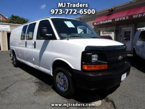 2012 Chevrolet Express Cargo for sale at M J Traders Ltd. in Garfield NJ