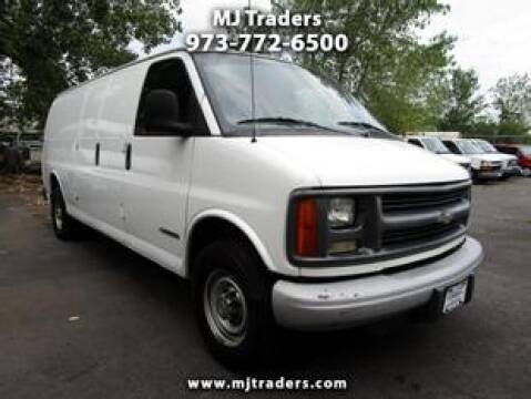 2001 Chevrolet Express Cargo for sale at M J Traders Ltd. in Garfield NJ