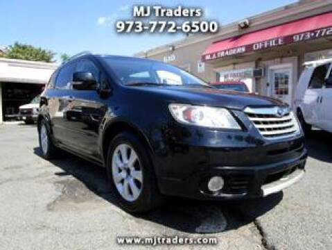 2010 Subaru Tribeca for sale at M J Traders Ltd. in Garfield NJ