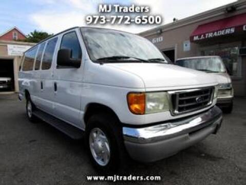 2003 Ford E-Series Chassis for sale at M J Traders Ltd. in Garfield NJ