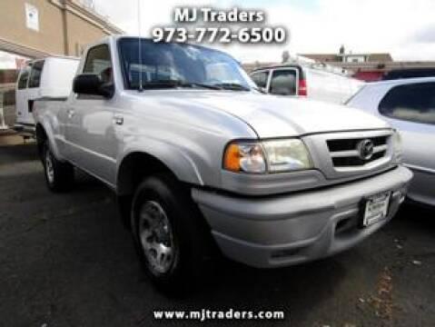 2002 Mazda Truck for sale at M J Traders Ltd. in Garfield NJ