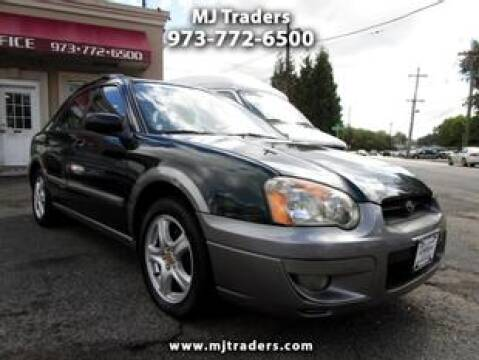 2004 Subaru Impreza for sale at M J Traders Ltd. in Garfield NJ