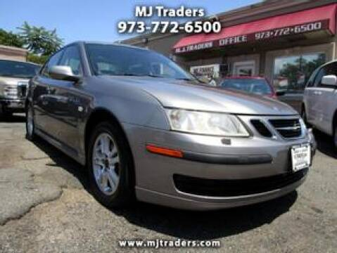 2006 Saab 9-3 for sale at M J Traders Ltd. in Garfield NJ