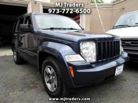2008 Jeep Liberty for sale at M J Traders Ltd. in Garfield NJ