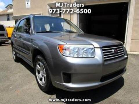 2007 Subaru Forester for sale at M J Traders Ltd. in Garfield NJ
