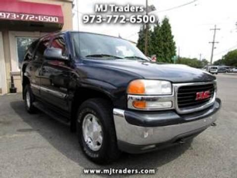 2005 GMC Yukon for sale at M J Traders Ltd. in Garfield NJ