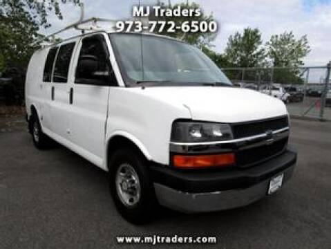 2007 Chevrolet Express Cargo for sale at M J Traders Ltd. in Garfield NJ