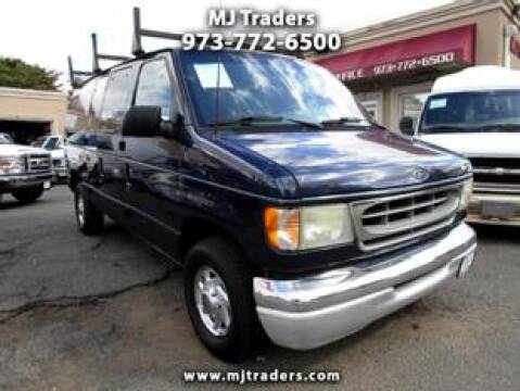 2002 Ford E-Series Cargo for sale at M J Traders Ltd. in Garfield NJ