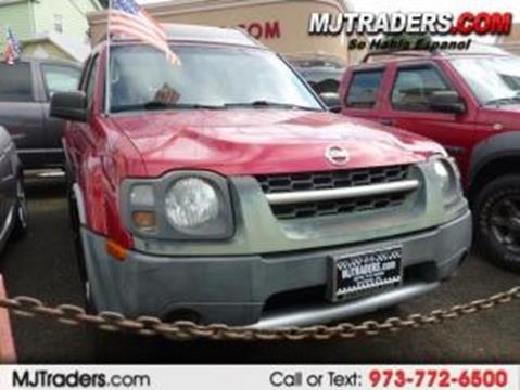 2003 Nissan Xterra for sale in Garfield, NJ