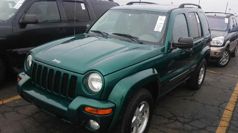 2003 Jeep Liberty For Sale At Richys Auto Sales In Detroit MI
