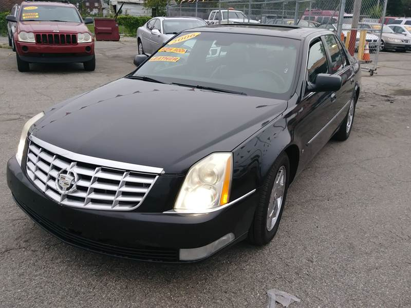 2006 cadillac dts luxury i in detroit mi richys auto sales. Black Bedroom Furniture Sets. Home Design Ideas