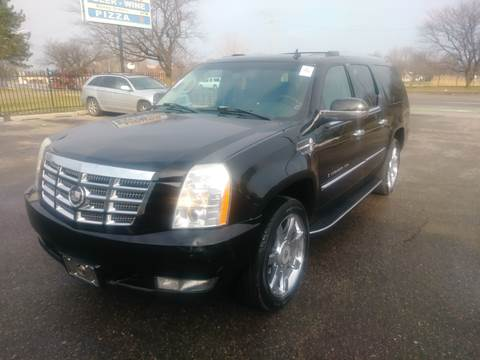 2007 cadillac escalade for sale in detroit mi. Black Bedroom Furniture Sets. Home Design Ideas