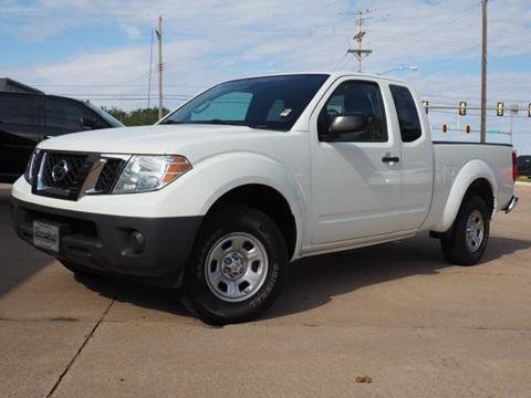 2015 Nissan Frontier for sale in Stillwater, OK