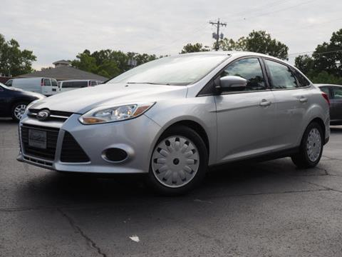 2014 Ford Focus for sale in Stillwater, OK