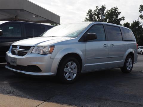 2012 Dodge Grand Caravan for sale in Stillwater, OK