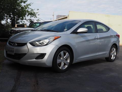 2013 Hyundai Elantra for sale in Stillwater, OK
