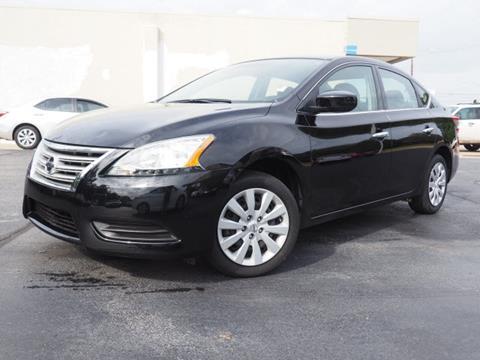 2015 Nissan Sentra for sale in Stillwater, OK