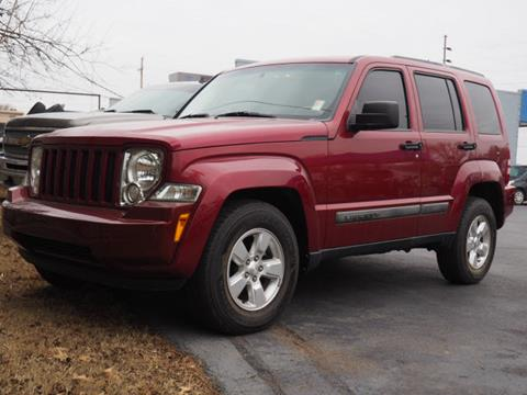 2012 Jeep Liberty for sale in Stillwater, OK