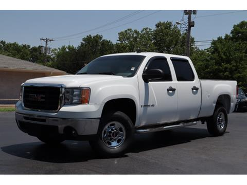 2009 GMC Sierra 2500HD for sale in Stillwater, OK