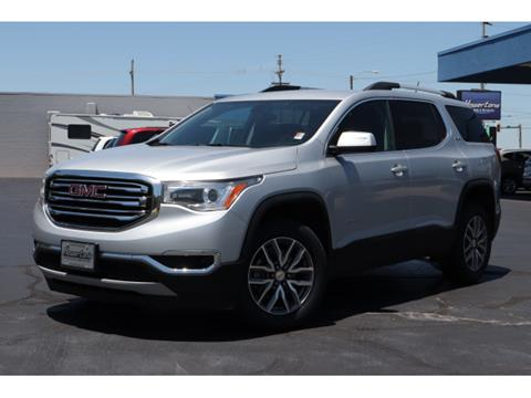 2017 GMC Acadia for sale in Stillwater, OK