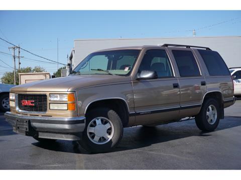 1999 GMC Yukon for sale in Stillwater, OK