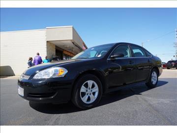 2012 Chevrolet Impala for sale in Stillwater, OK
