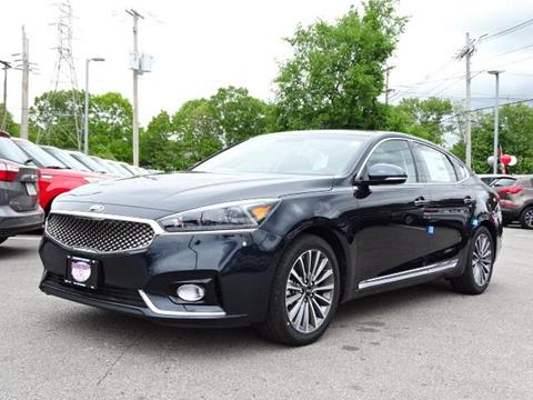2017 Kia Cadenza for sale in Attleboro, MA