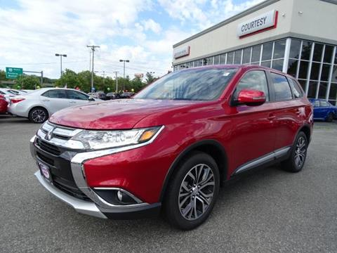 2017 Mitsubishi Outlander for sale in Attleboro, MA