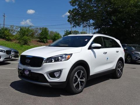 2017 Kia Sorento for sale in Attleboro, MA