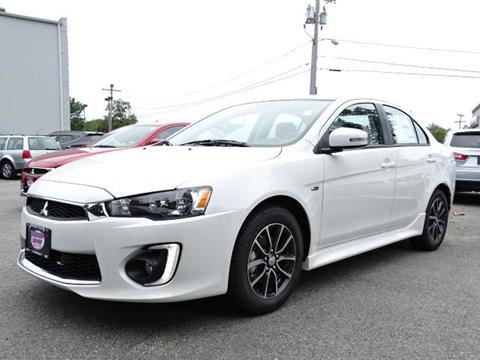 2017 Mitsubishi Lancer for sale in Attleboro, MA