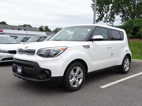 2017 Kia Soul for sale in Attleboro, MA