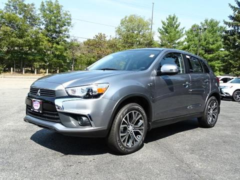 2017 Mitsubishi Outlander Sport for sale in Attleboro, MA