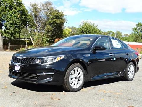 2018 Kia Optima for sale in Attleboro, MA