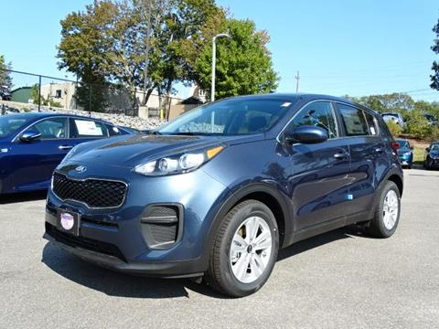 2018 Kia Sportage for sale in Attleboro, MA