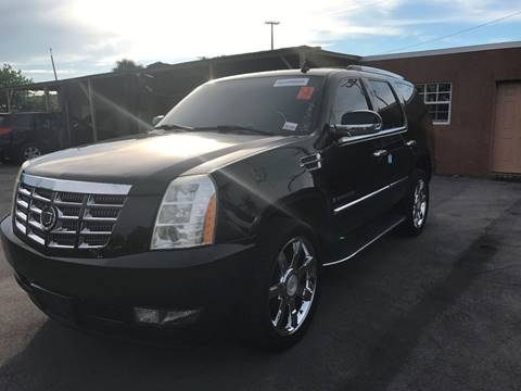 2007 Cadillac Escalade for sale in Melbourne, FL