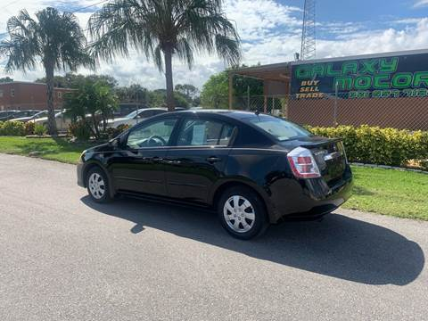 2011 Nissan Sentra for sale at Galaxy Motors Inc in Melbourne FL