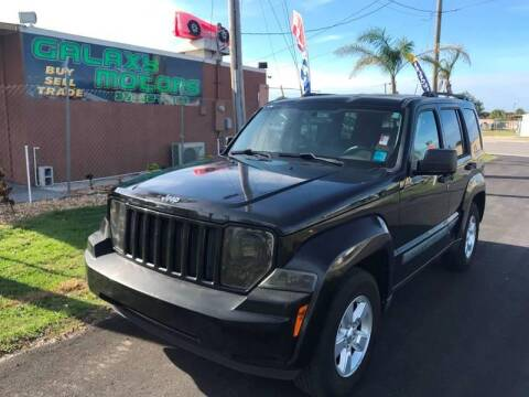 2009 Jeep Liberty for sale at Galaxy Motors Inc in Melbourne FL