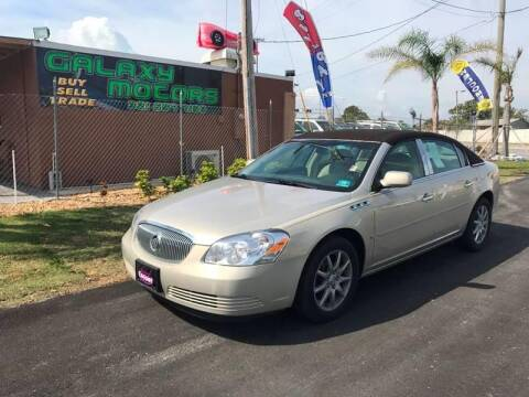 2008 Buick Lucerne CXL for sale at Galaxy Motors Inc in Melbourne FL