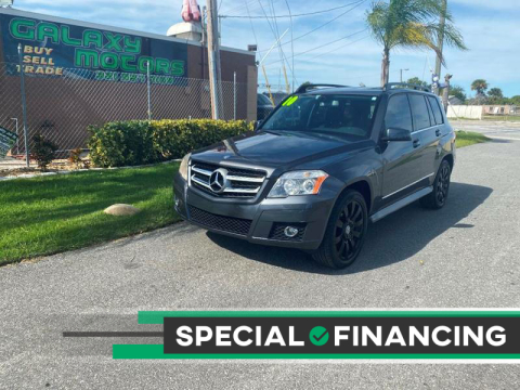 2010 Mercedes-Benz GLK for sale at Galaxy Motors Inc in Melbourne FL