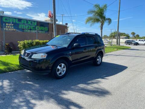 2007 Saturn Vue for sale at Galaxy Motors Inc in Melbourne FL