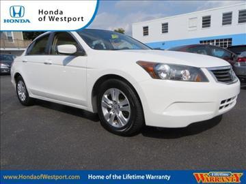 2008 Honda Accord for sale in Westport, CT