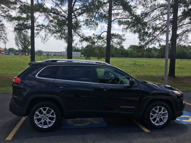 2016 Jeep Cherokee LATITUDE - Jonesboro AR