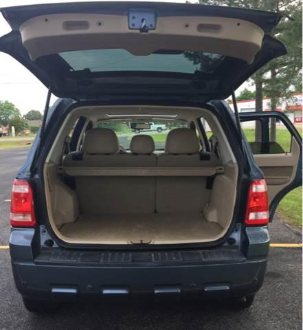 2011 Ford Escape AWD Limited 4dr SUV - Jonesboro AR