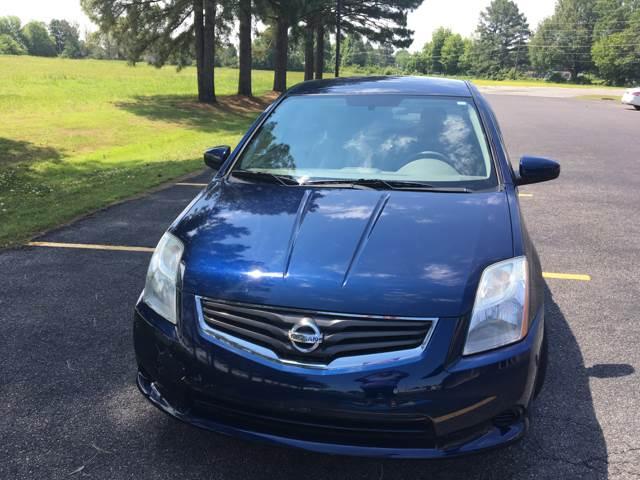 2010 Nissan Sentra 2.0 4dr Sedan 6M - Jonesboro AR